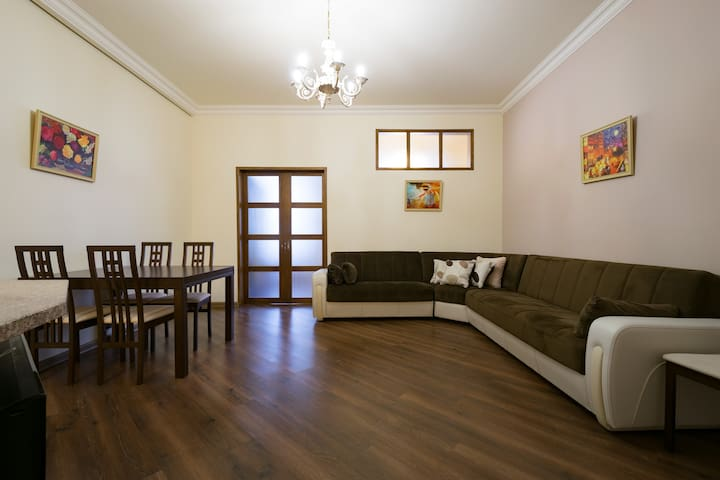 Nice apt at Republic Square. - Yerevan - Appartement