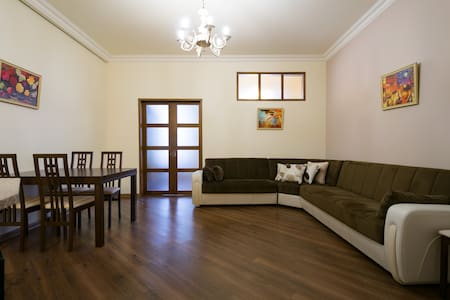 Nice apt at Republic Square. - Yerevan