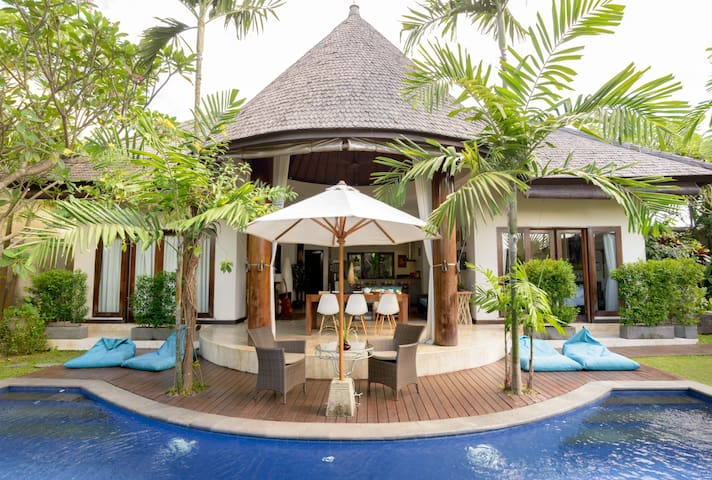 Private Room1 good  located quiet area, Canggu