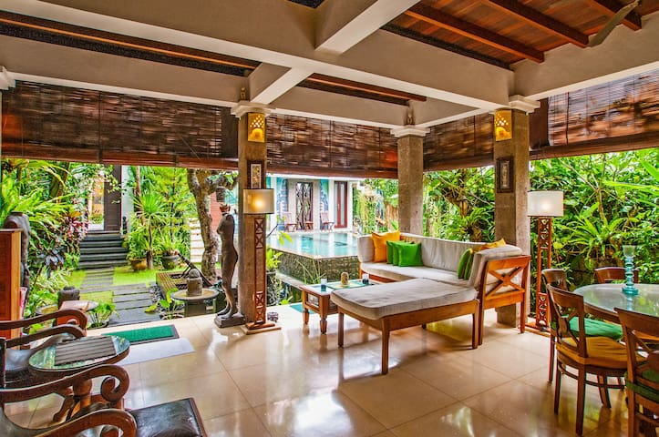"""Taman Toya"" Villa - Guestroom - Long Stay Deals !"