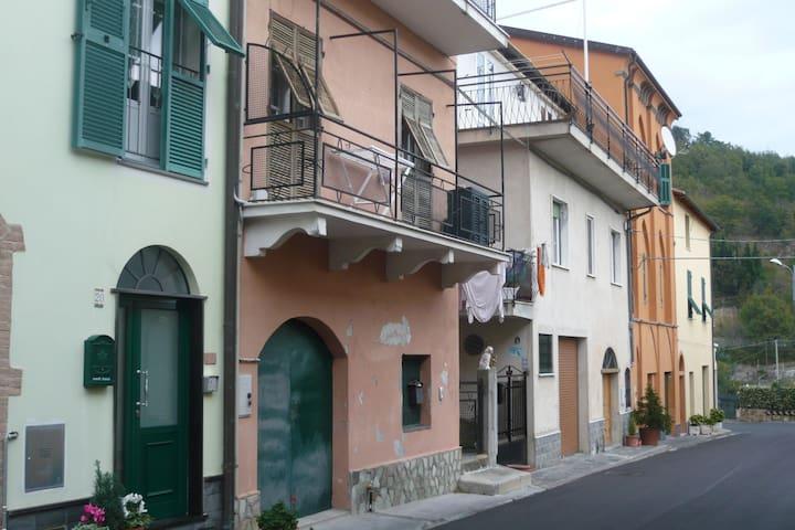 ca du' pepittu - Balestrino - Apartment