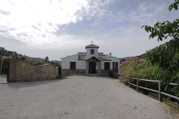 Cortijo Huerta del Rio - Riogordo
