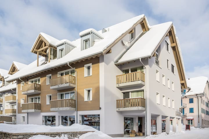 APARTMENT CROWN - Andermatt - Appartement