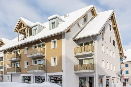 APARTMENT CROWN - Andermatt - 公寓