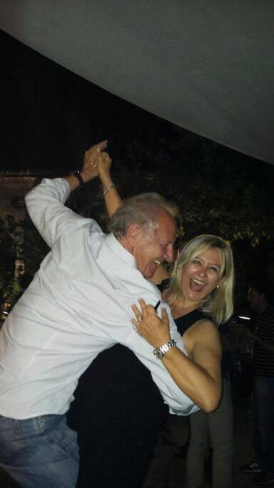 I vostri Host , Simonetta e Alfredo
