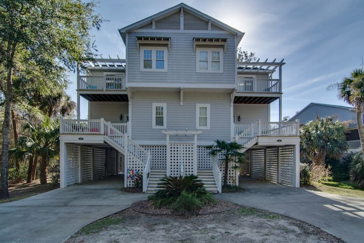 Beautiful 5 Bedroom 4 Bath Home - Edisto Island - 其它