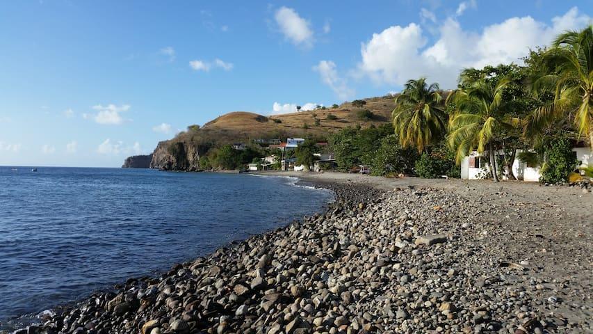 Charmante maison au calme proche de la mer - Le Carbet - House