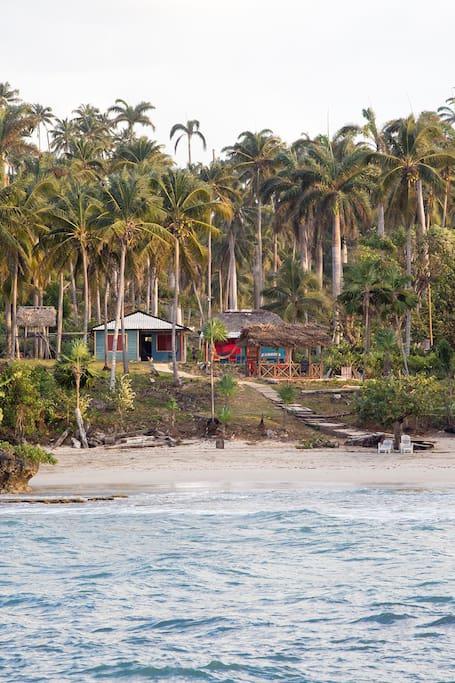 Un lieu et un point de vue inespéré à Cuba.