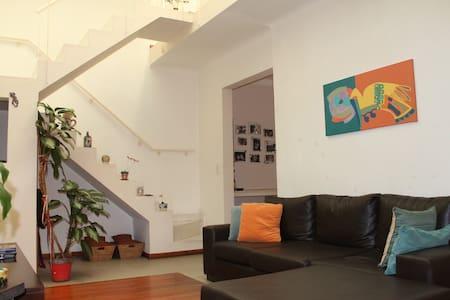 Habitaciones cálidas y tranquilas en pleno centro. - Rosario