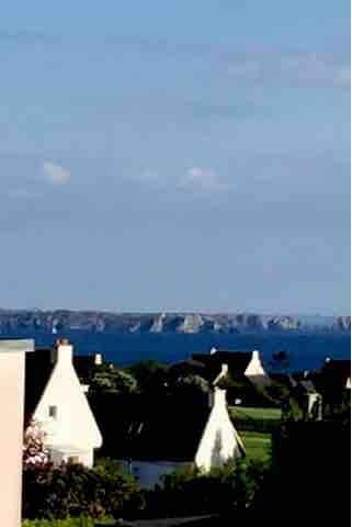 Maison vue mer avec terrasse jardin proche plages