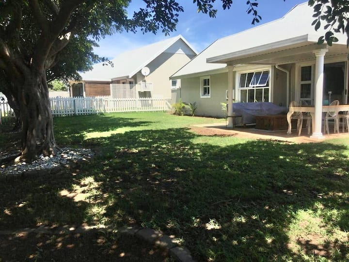 Pet friendly holiday home in Ballito secure estate