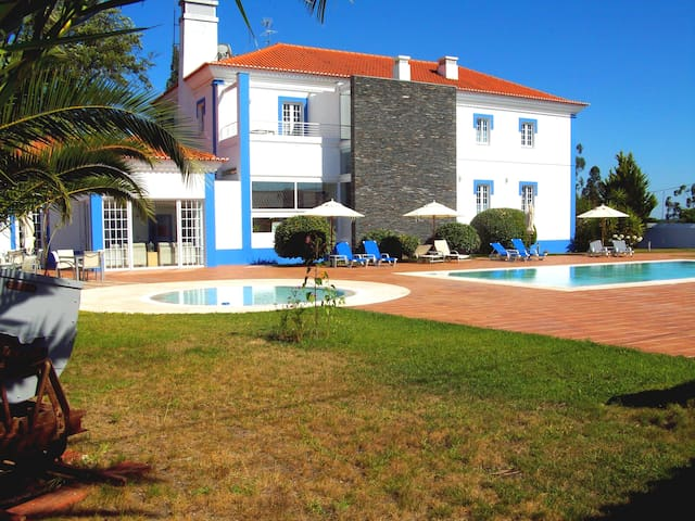 Alentejo Mineiro, Minas do Lousal - Setúbal - Bed & Breakfast