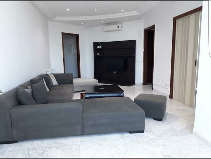 Luxury appartement au Lac