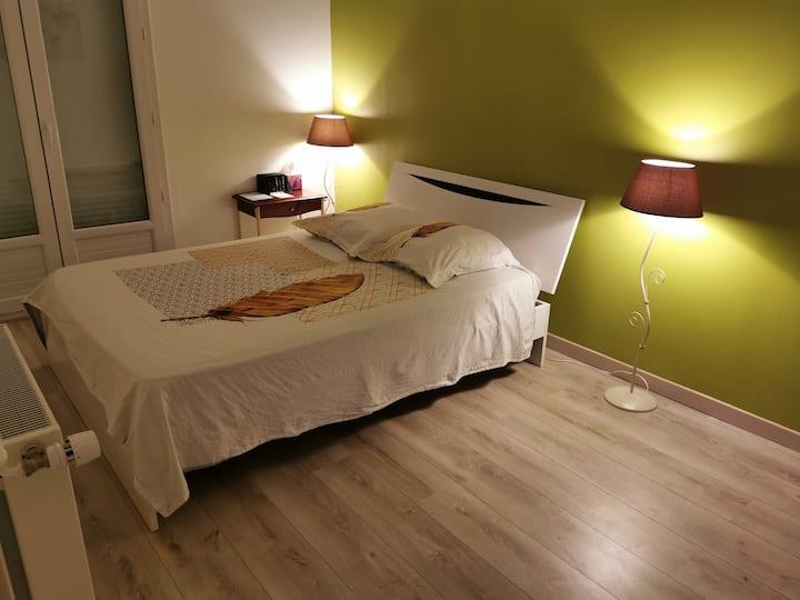 Chambres d'hôte et massages