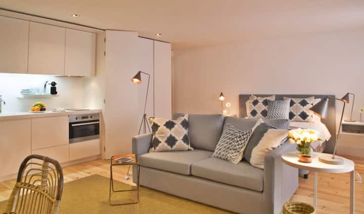 Lisbon Central Studio Apartment 1D