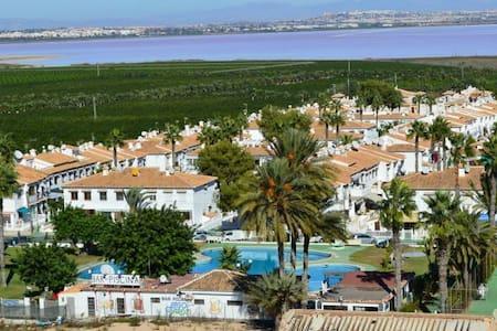 Quiet location 1 bed G/F apartment - Lago Jardin Torrevieja