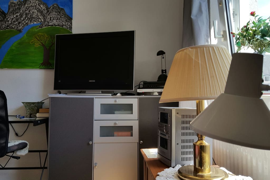 ruhiges sch nes zimmer mit blick auf gr ne b ume wohnungen zur miete in oldenburg. Black Bedroom Furniture Sets. Home Design Ideas