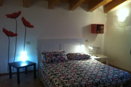 Casa Coiri , stanza di Giulia. - Cairo Montenotte