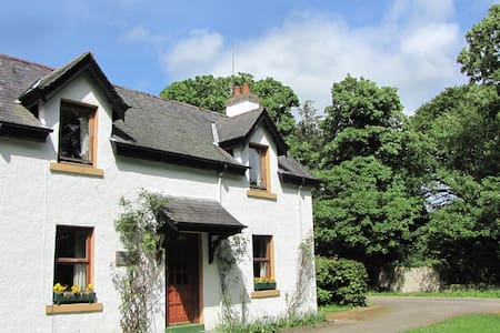 Keeper's Cottage-A Highland getaway - Tain