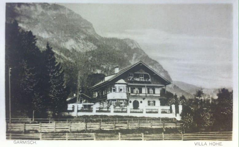 Gästehaus Hohe Tannen 2