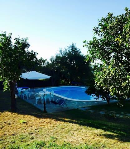 Villa con Piscina Panoramica..Incantevole Sicilia!