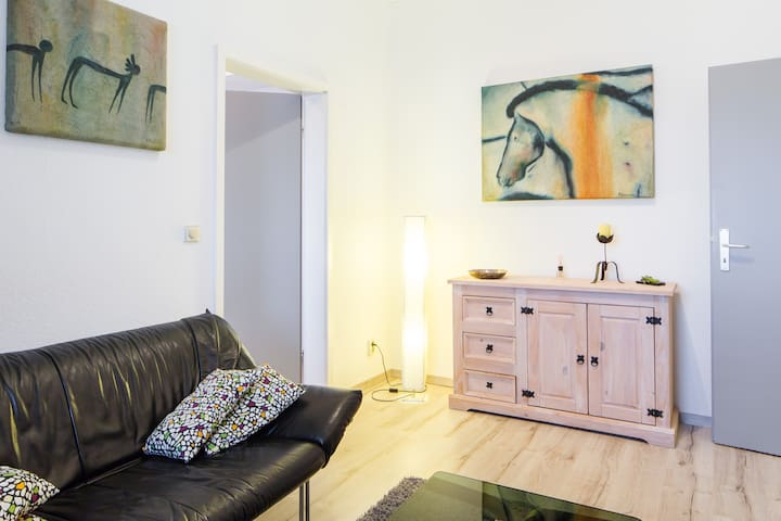 Gemütliche Wohnung im Zentrum Hamburgs - Amburgo - Appartamento