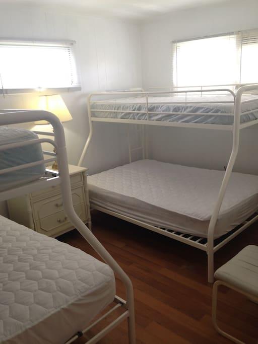 Beds in Bedroom #1 &#2