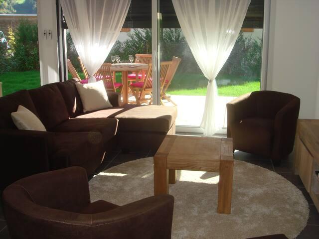Maison moderne, claire, au calme. - Thonon-les-Bains - House