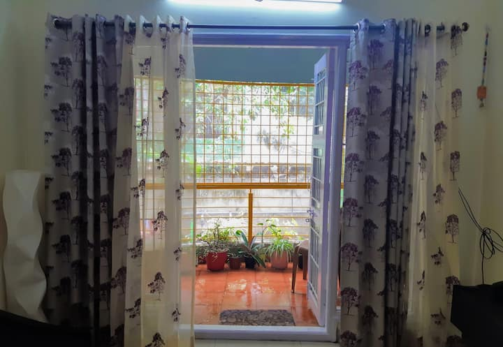 Entire 2 BHK in Whitefield, 1 km from ITPL/EPIP