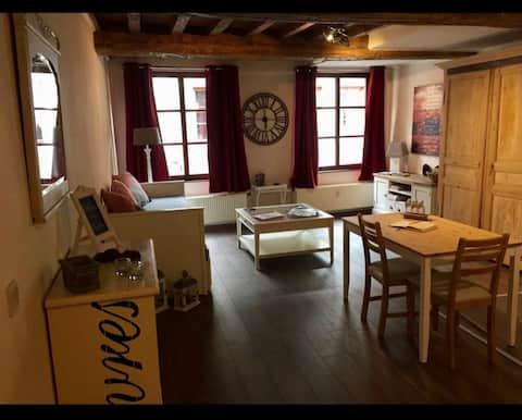 Studio de Charme (Centre Historique de Namur)