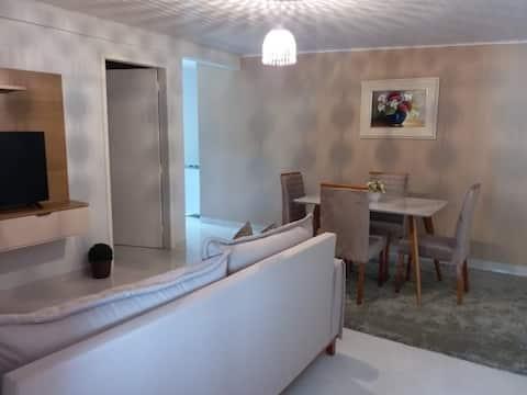 Aconchegante apartamento em Domingos Martins
