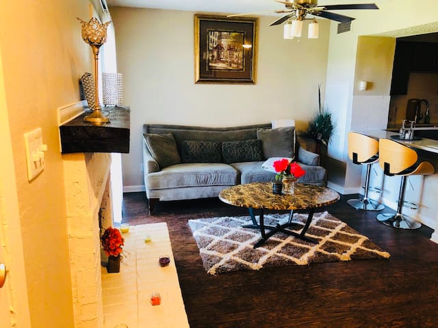 Professional stay near DFW airport