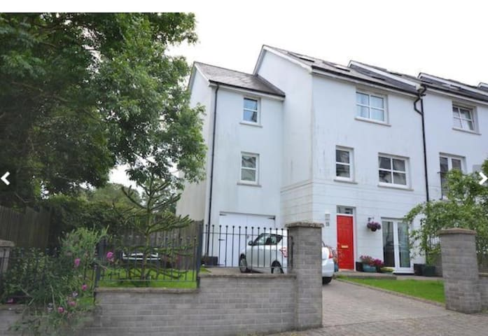 Four storey modern town house near to town centre - Haverfordwest - Casa