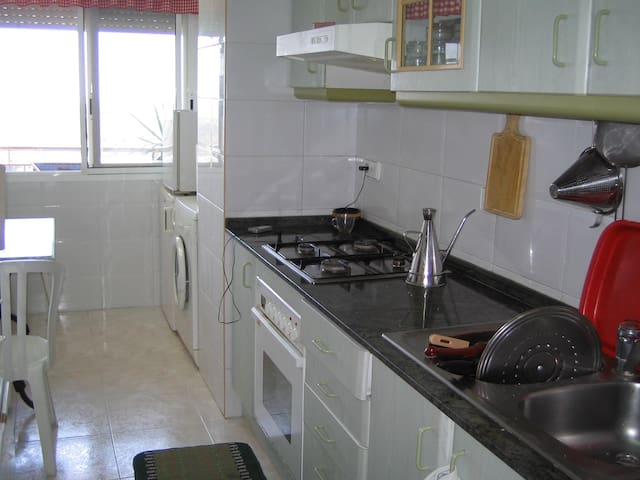 Habitacion con parking - Tarragona - Apartment