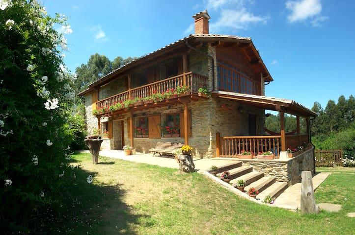 Alojamiento Rural Santa Olaya