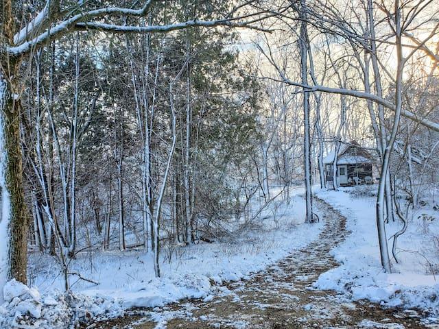 Arbor Crest Cottage- Farm Stay