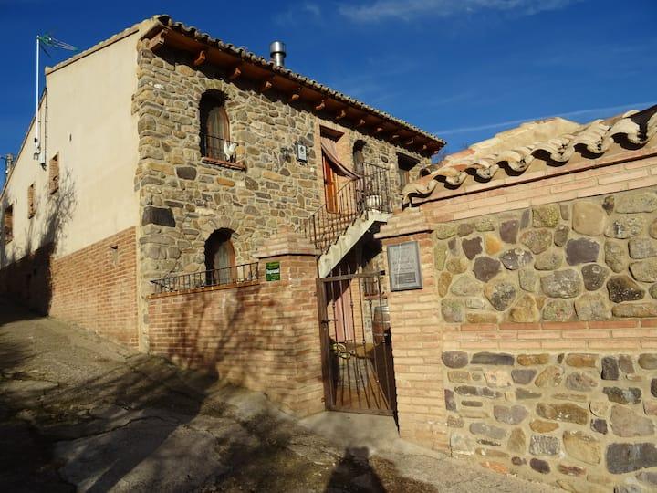 Casa rural en el Moncayo