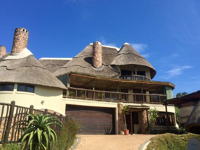 Phezulu - Private Wildlife Park - Durban - House