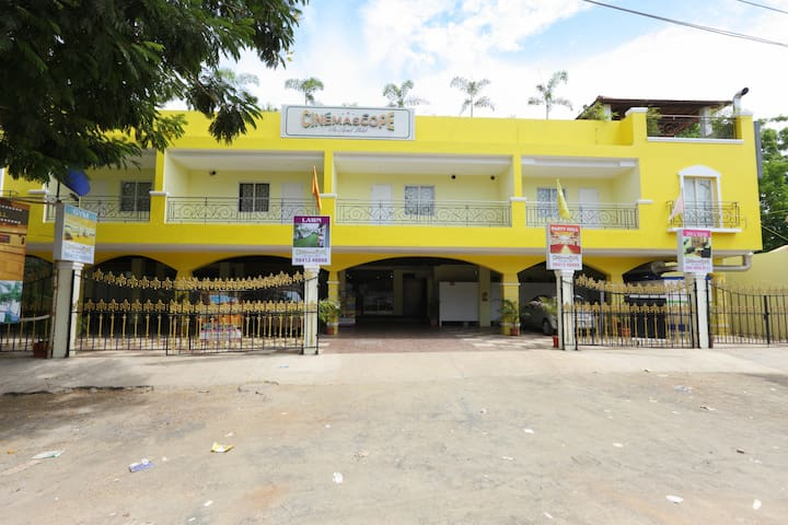 OYO 1 BR Dwelling Stay In Palavakkam, Chennai