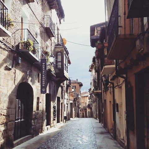 Casa Peregrinando,camino de santiag - Navarrete - Bed & Breakfast