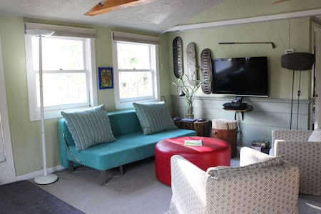 Riverside Apartment In Heart of Stowe, Vermont - 斯托(Stowe) - 公寓