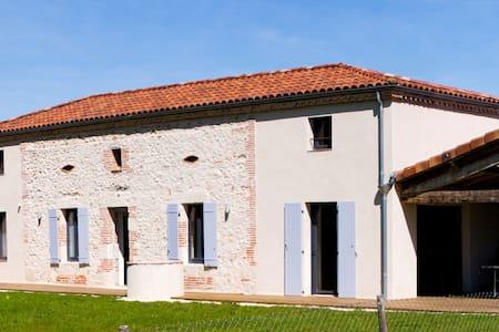 Gite Pech de Durand -  ferme du XIXeme restaurée - Villeneuve-sur-Lot - Ház