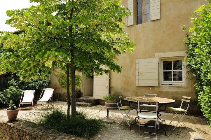 Charming Cottage 4p : l'Amandier  - Maubec - Apartament
