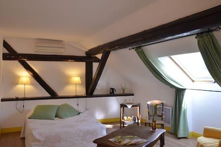 CHAMBRE D'HOTES EN LORRAINE - Bioncourt - Bed & Breakfast