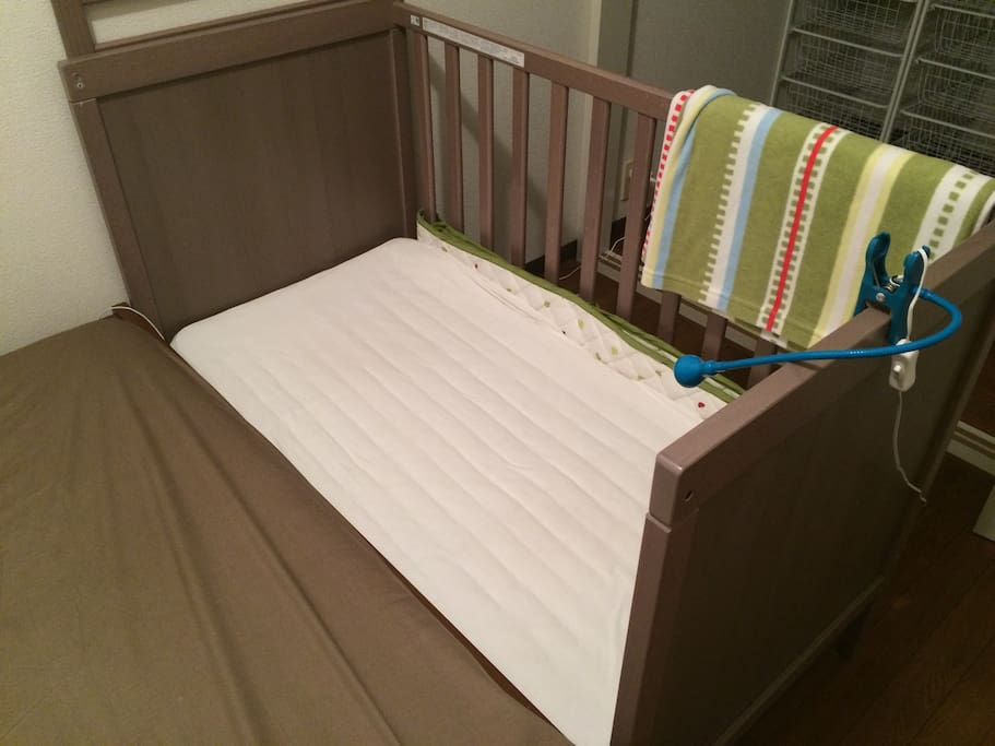 Baby cot for child