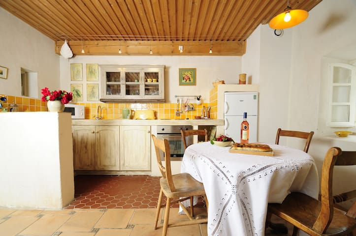 Charming Cottage 4p : le Tilleul - Maubec - Apartament