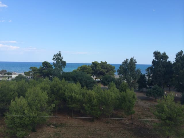 small apartment 5min to beach - Villapiana Lido - Apartment