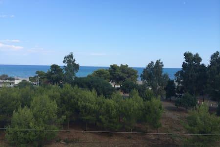 small apartment 5min to beach - Villapiana Lido