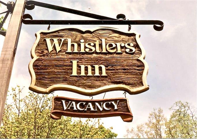Welcome to Whistler's Inn