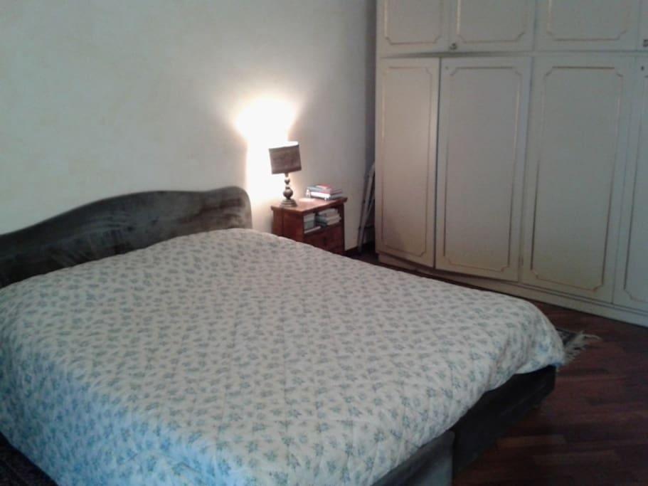 Camera - letto matrimoniale, separabile